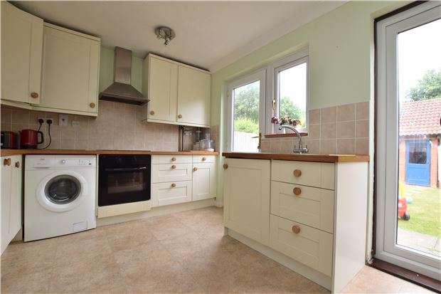 3 Bedrooms Semi Detached House for sale in Stubble Close, Oxford, OX2 9BT