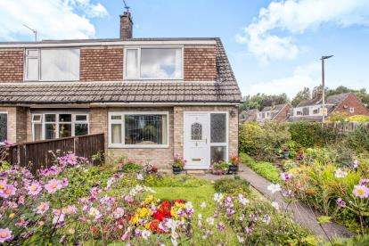 3 Bedrooms Semi Detached House for sale in Bleasdale Close, Bamber Bridge, Preston, Lancashire