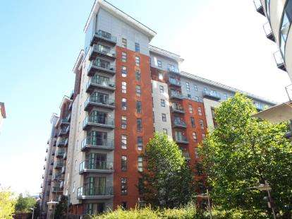 2 Bedrooms Flat for sale in Masson Place, 1 Hornbeam Way, Manchester, Greater Manchester