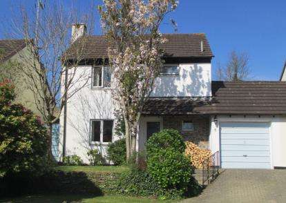 3 Bedrooms Link Detached House for sale in Veryan, Truro, Cornwall