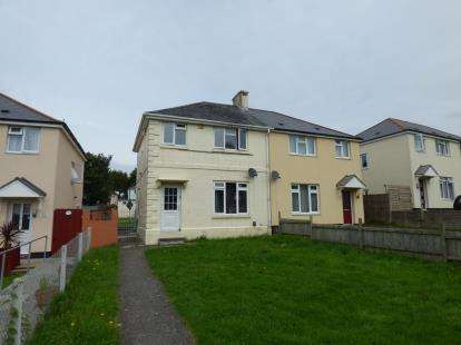4 Bedrooms Semi Detached House for sale in Plymouth, Devon