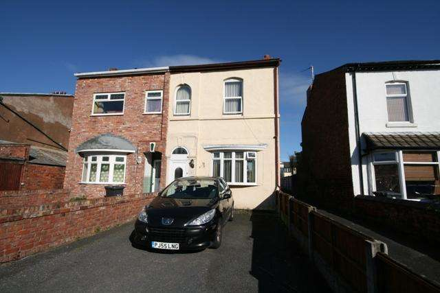 3 Bedrooms Semi Detached House for sale in Zetland Street, Southport, PR9 0SB