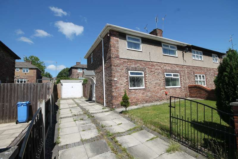 3 Bedrooms Semi Detached House for sale in Central Avenue, Prescot L34