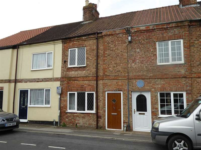 2 Bedrooms Cottage House for sale in Pinfold Street, Howden, DN14 7DE