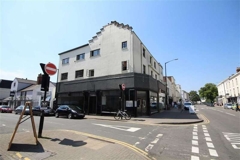 2 Bedrooms Flat for sale in 50a Warwick Street, Leamington Spa, Warwickshire, CV32
