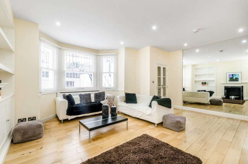 2 Bedrooms Flat for sale in Coleherne Road, Chelsea, SW10