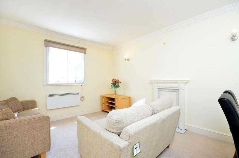 1 Bedroom Flat for sale in Philbeach Gardens, Earls Court, SW5