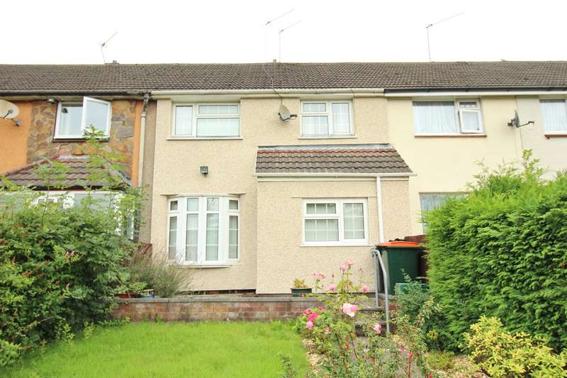 3 Bedrooms Terraced House for sale in Monnow Way, Bettws, Newport, NP20