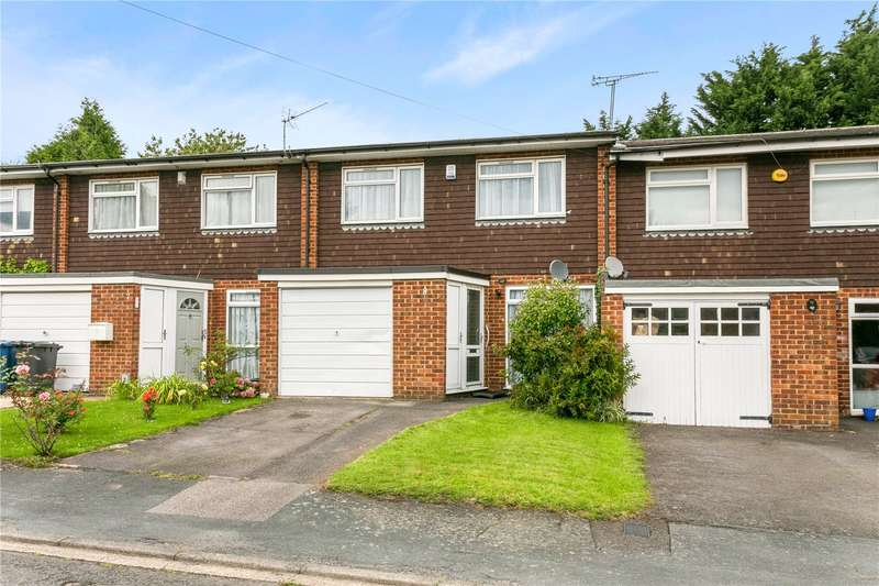 3 Bedrooms Terraced House for sale in Lanewood Close, Amersham, Buckinghamshire, HP7