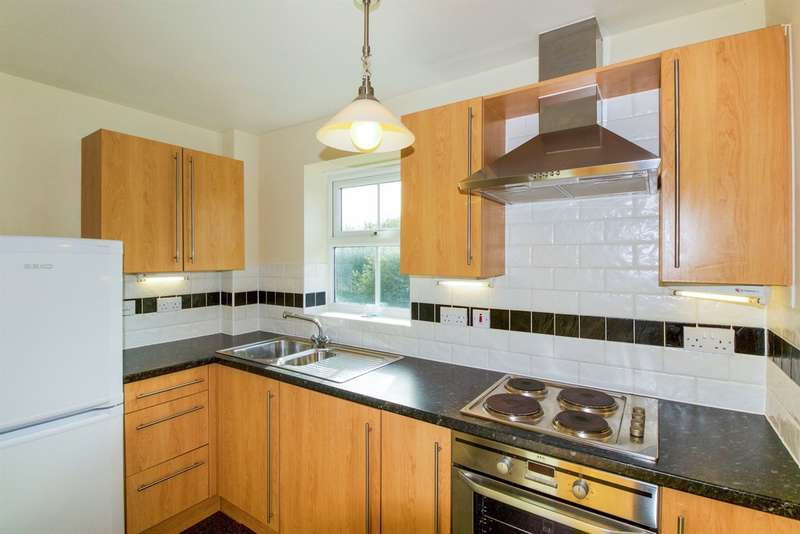 1 Bedroom Flat for sale in Longacres, Bridgend