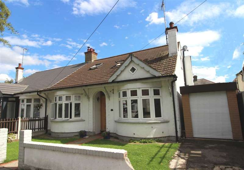 4 Bedrooms Semi Detached House for sale in Grange Park Drive, Leigh on Sea