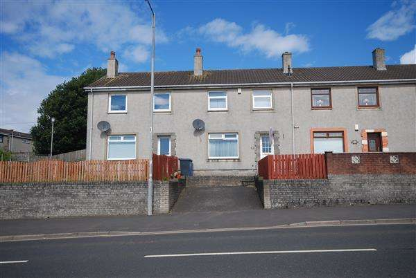 2 Bedrooms Terraced House for sale in Townhead Street, Stevenston
