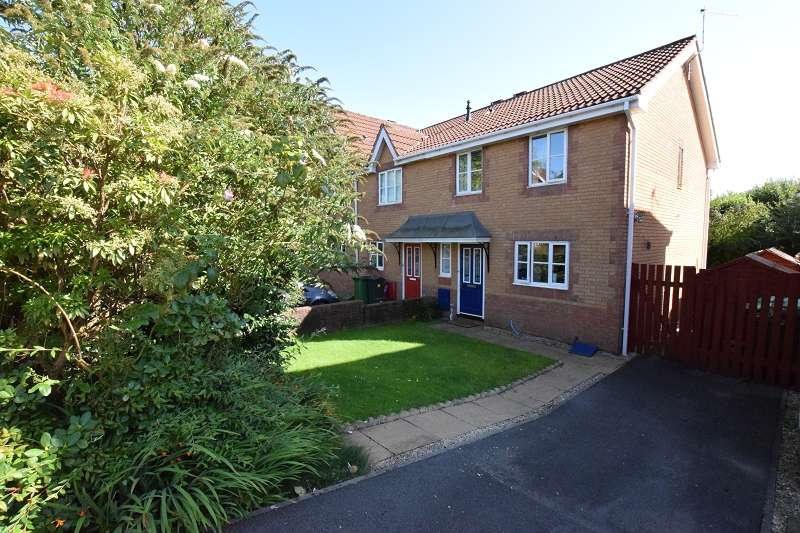 3 Bedrooms End Of Terrace House for sale in Gaulden Grove, Pontprennau, Cardiff. CF23 8SD
