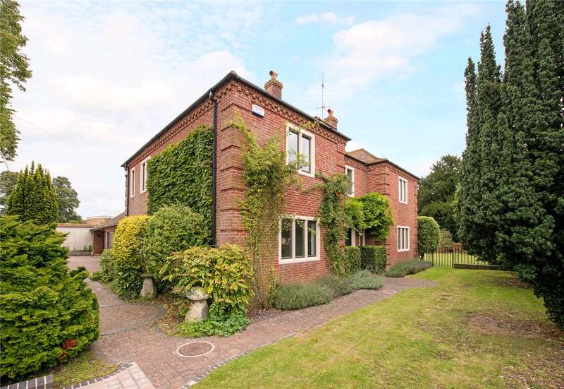 6 Bedrooms Detached House for sale in Salisbury Road, Amesbury, Salisbury, Wiltshire, SP4