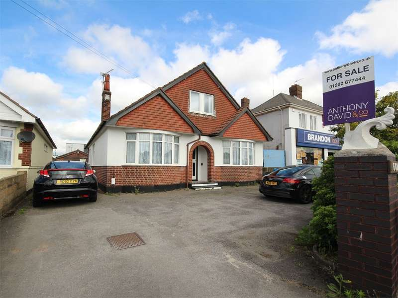 6 Bedrooms Chalet House for sale in Ringwood Road, POOLE, BH12