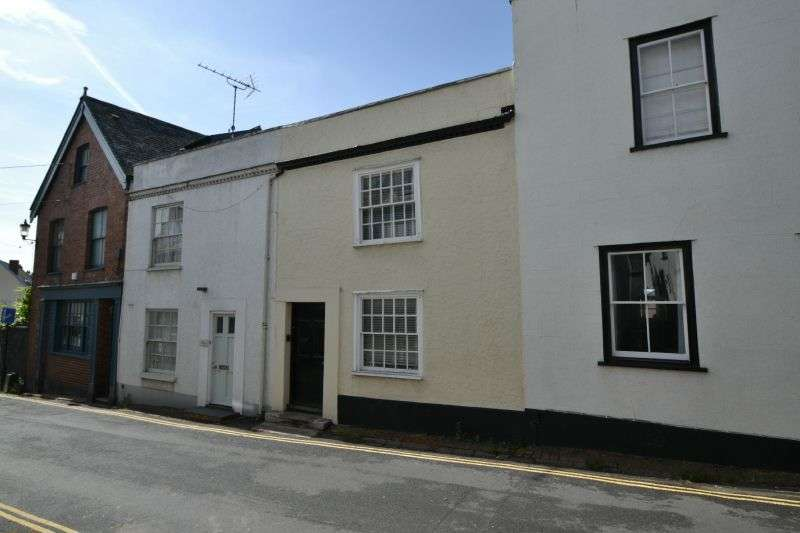 2 Bedrooms House for sale in FORE STREET, TOPSHAM, NR EXETER, DEVON