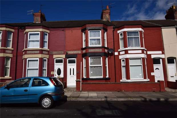 3 Bedrooms Terraced House for rent in Beverley Road, New Ferry, Merseyside