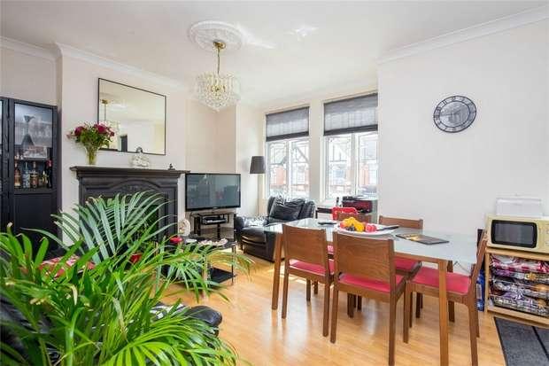 4 Bedrooms Maisonette Flat for sale in Drayton Road, Harlesden, London