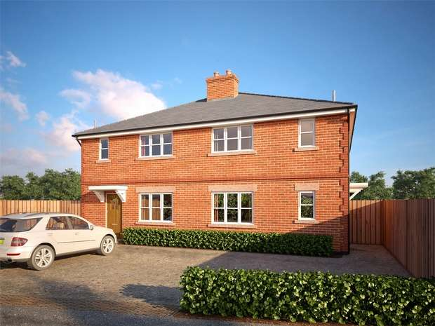 3 Bedrooms Semi Detached House for sale in Waterford Drive, Little Neston, Neston, Cheshire