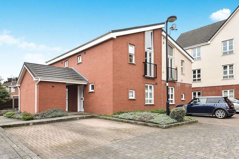 1 Bedroom Property for sale in Heathlands Grange, Burton-On-Trent, DE15