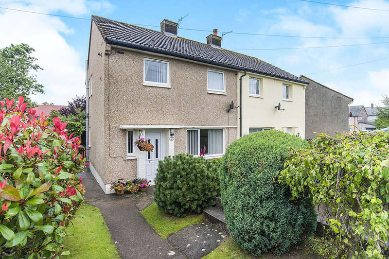 2 Bedrooms Semi Detached House for sale in Mirehouse Road, Whitehaven, CA28