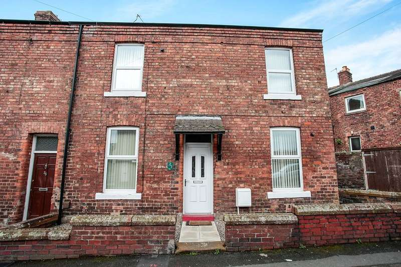 2 Bedrooms Property for sale in Alton Street, Carlisle, CA2