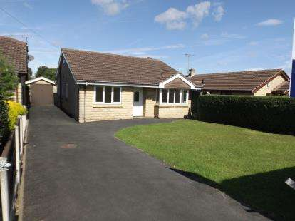 3 Bedrooms Bungalow for sale in Northfield Lane, Mansfield Woodhouse, Mansfield, Nottinghamshire