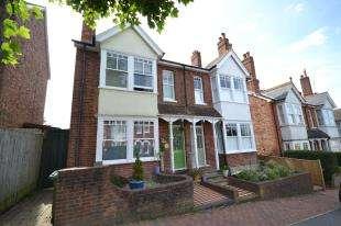 5 Bedrooms Semi Detached House for sale in Somerset Road, Tunbridge Wells, Kent