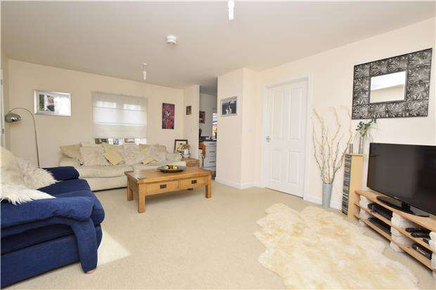 2 Bedrooms Detached House for sale in Trinity Court, Kingswood, BS15 4FG