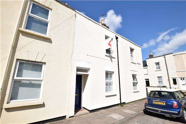 2 Bedrooms Terraced House for sale in Hungerford Street, CHELTENHAM, Gloucestershire, GL50 4HN
