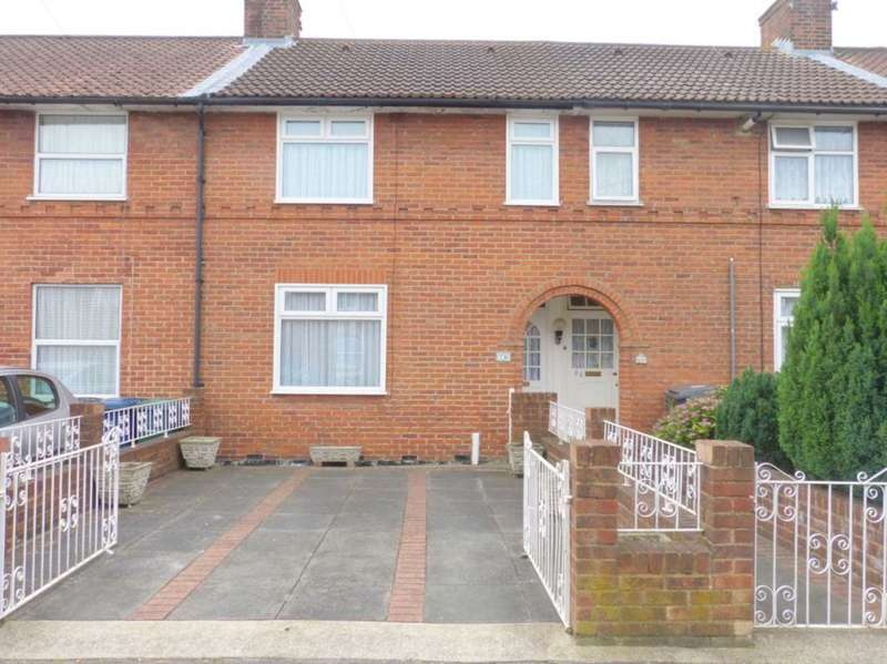 3 Bedrooms Terraced House for sale in Edgware