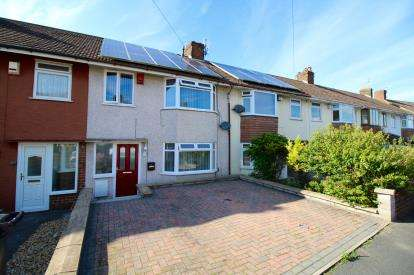 3 Bedrooms Terraced House for sale in Ilchester Crescent, Bedminster Down, Bristol