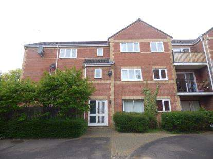 2 Bedrooms Flat for sale in Oaklands, Peterborough, Cambridgeshire, United Kingdom