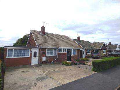 3 Bedrooms Bungalow for sale in Crown Drive, Off Roman Bank, Spalding, Lincolnshire