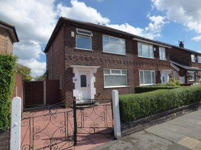 3 Bedrooms Semi Detached House for sale in Lewis Road, Droylsden, Manchester, Greater Manchester