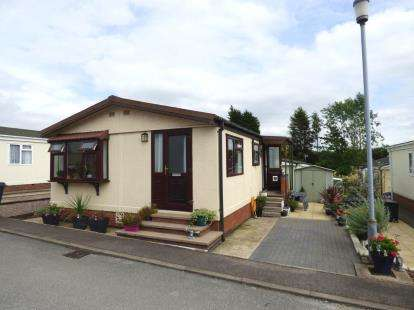 2 Bedrooms Mobile Home for sale in Stationfields, Tamworth, Staffordshire