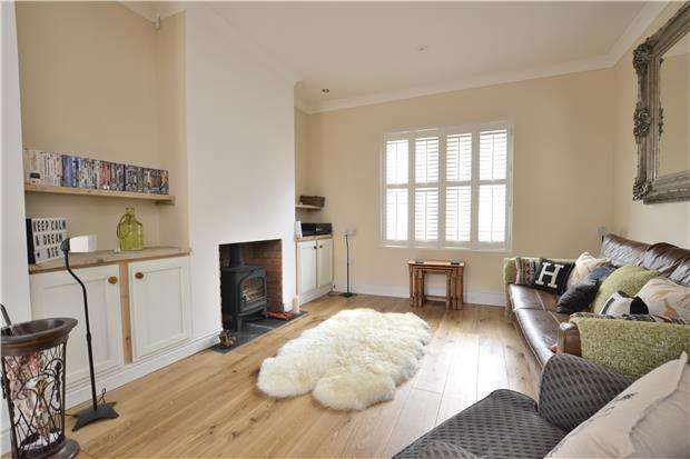 3 Bedrooms Terraced House for sale in Elm Grove Avenue, Easton, BS5 0HS