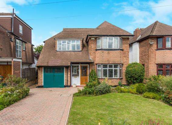 4 Bedrooms Detached House for sale in New Malden, Surrey, United Kingdom