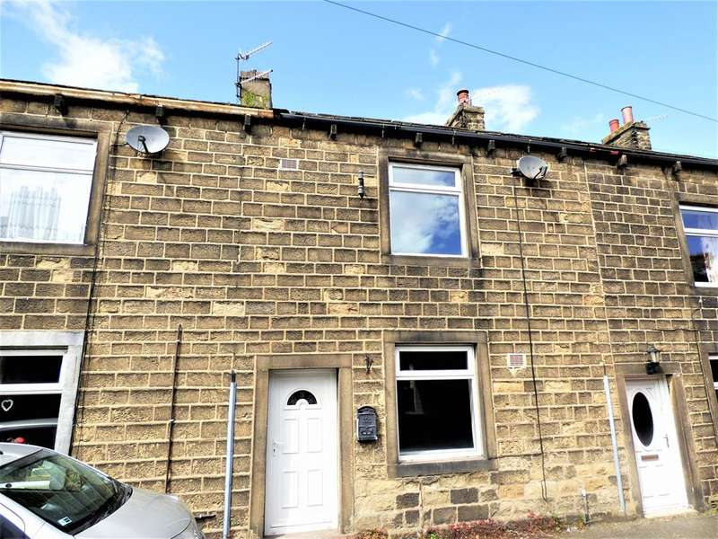 2 Bedrooms Terraced House for sale in Hargreaves Street, Crosshills