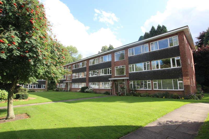 2 Bedrooms Flat for sale in Garrard Gardens, Sutton Coldfield