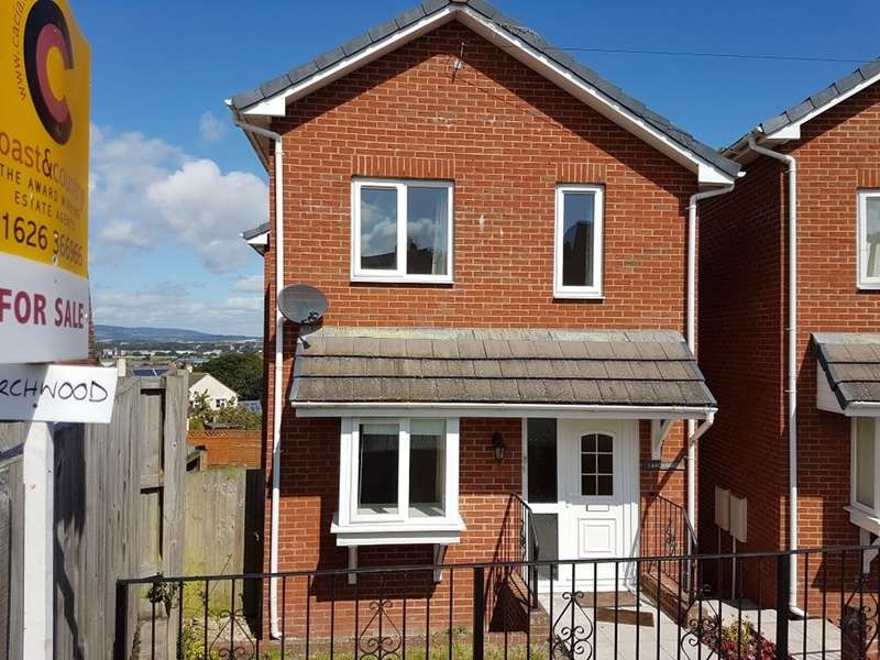 5 Bedrooms Detached House for sale in Buckland Brake, Newton Abbot