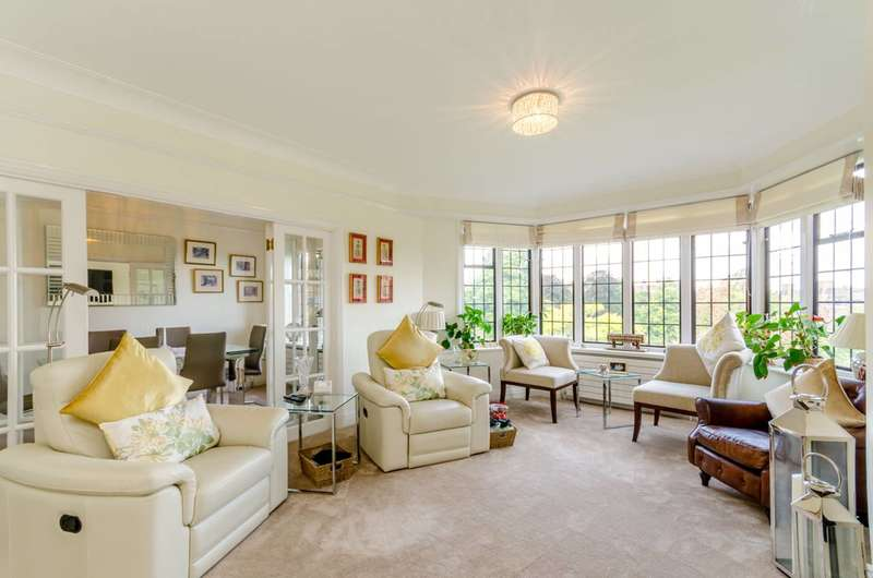 2 Bedrooms Flat for sale in Manor Fields, Putney, SW15