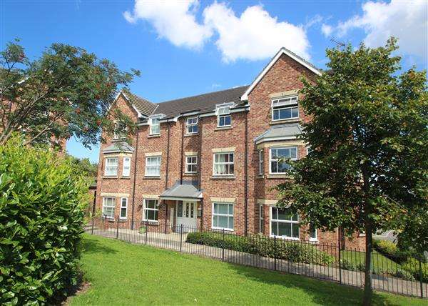 2 Bedrooms Apartment Flat for sale in Aston Chase, Hemsworth