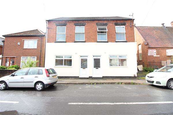 2 Bedrooms Semi Detached House for sale in Station Street East, Foleshill, Coventry