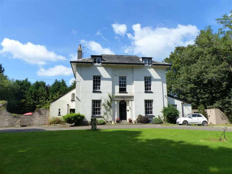 7 Bedrooms Detached House for sale in Beachley House, Chepstow
