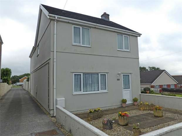 4 Bedrooms Detached House for sale in Waterloo Road, Penygroes, Llanelli, Carmarthenshire