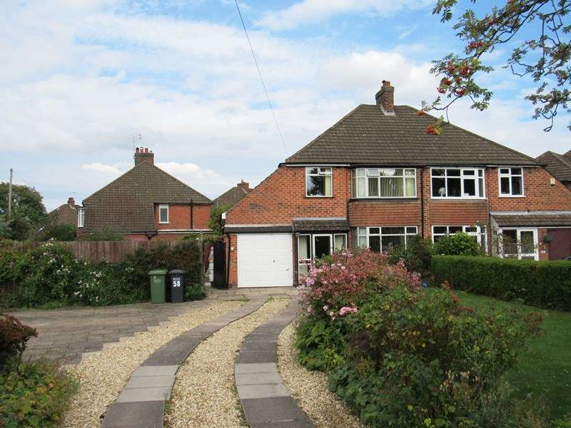 3 Bedrooms Semi Detached House for sale in Witherford Croft, Solihull