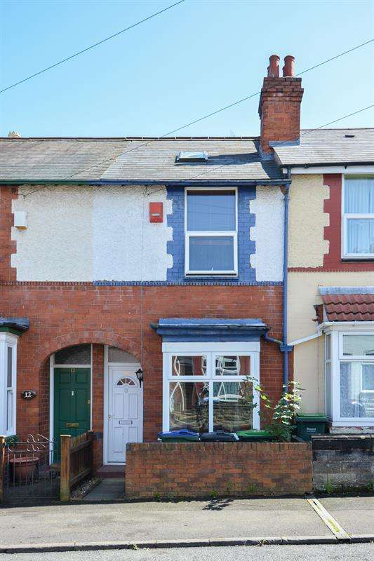 2 Bedrooms Terraced House for sale in Clarendon Road, Smethwick