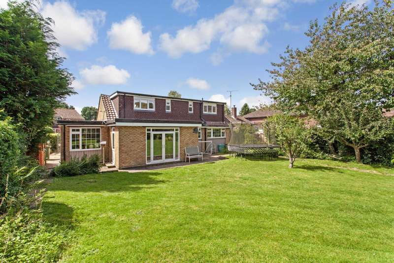 5 Bedrooms Detached House for sale in The Birches, Mannings Heath