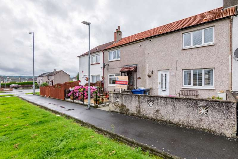 2 Bedrooms House for sale in Kilbrennan Road, Paisley, PA3 3RG